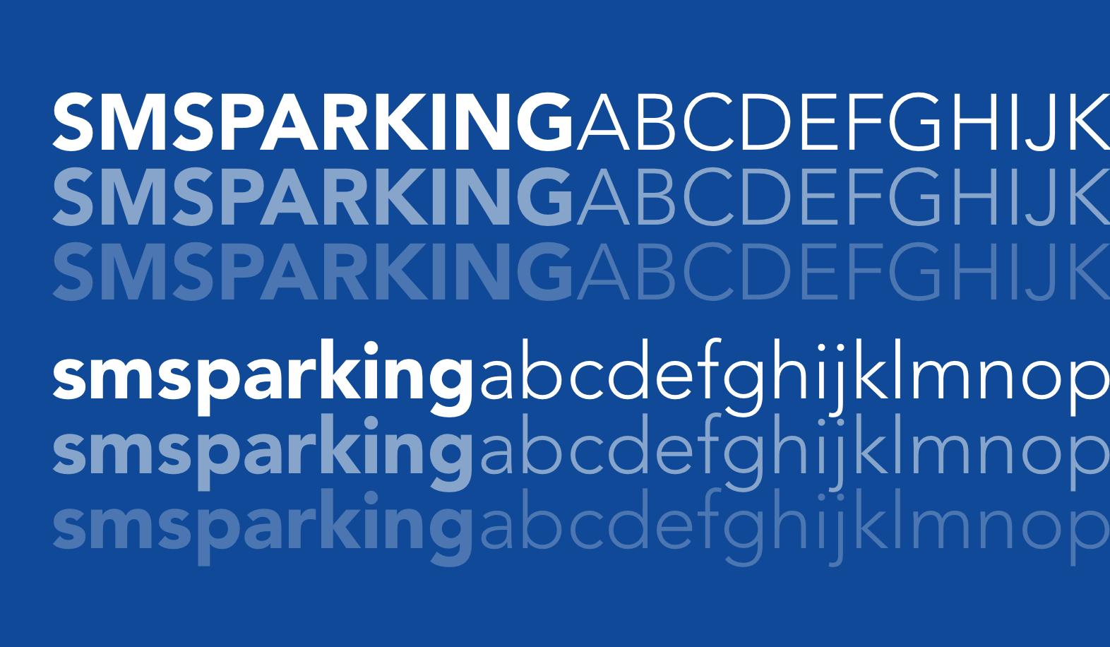 branding typografie